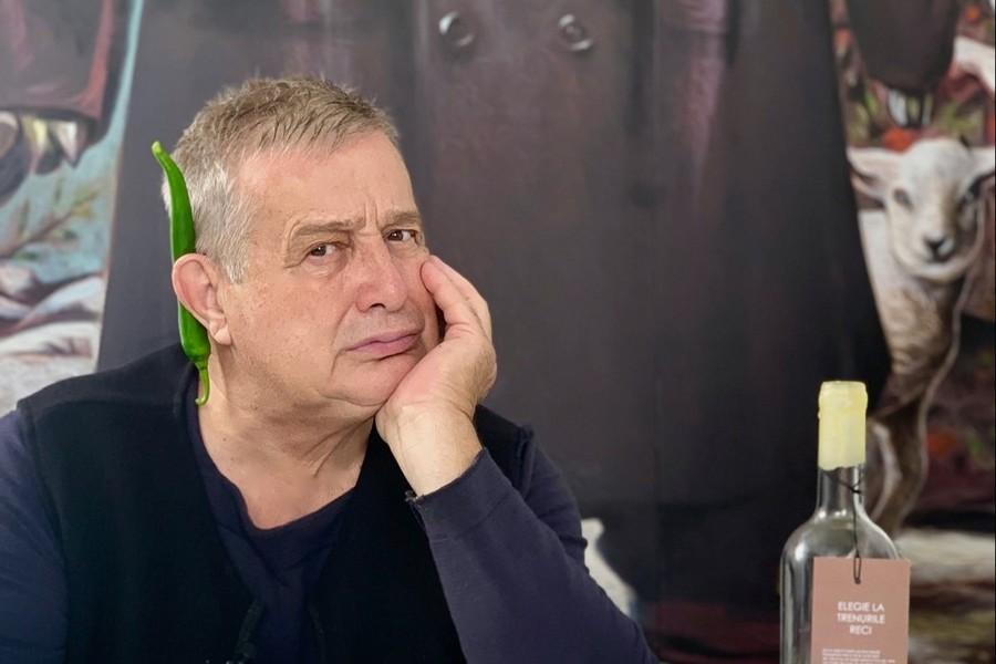 Mircea Dinescu și emisiunea POEZIE ŞI DELICATEŢURI vin la PRIMA TV, din martie